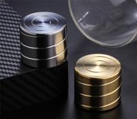 Wholesale screw toys - Newest Metal Fidget Spinner Toy Vortecon Dynamic Screw Rotation Kinetic Desk Game Anti Stress Toy Mesmerizing Motion Gifts