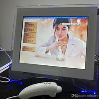 ingrosso migliori scanner-Miglior prezzo Digital skin scanner con touch screen per il sistema di diagnosi della pelle Salone di cura della pelle necessario