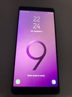 Discount 2gb phones - Goophone Note9 note 9 plus 6.2inch MTK6580 Unlocked cell phone Quad Core android 1G Ram 8G Rom phone fake 4G