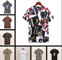 Wholesale justin bieber hot - 2018 hot Summer Italy brand Summer sup new product Little monster Fashion print t-shirt designer luxury justin bieber Hip Hop shirt