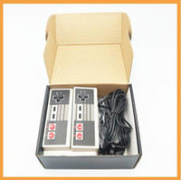 Wholesale Free Games Tv - New Arrival Mini TV Game Console Video Handheld for NES games with retail boxs free dhl