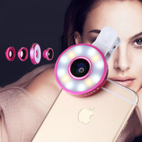ingrosso i migliori prezzi delle telecamere-3 in 1 Universale Fish Eye Wide Angle Macro Phone Obiettivo di macchina fotografica di vetro di Fisheye per iPhone Samsung Prezzo poco costoso + Migliore qualità