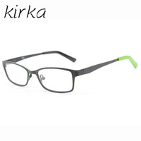 f14159608c2 Kirka Kids Optical Frame Children Glasses Girls Optical Frame Transparent  Prescription Flexible Metal Frames
