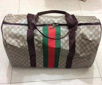 Wholesale Man Shoulder Luggage Bag - 55CM Brand designer men women luggage handbag Sport&Outdoor Packs shoulder Travel bags messenger bag Totes bags Unisex handbags Duffel Bag