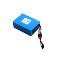 Wholesale 48v lithium scooter battery for sale - Group buy 48v ah battery with high quality BAK CIL inside v lithium battery pack for electric scooter