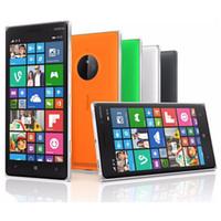 Wholesale windows camera online - Refurbished Original Nokia Lumia Windows Phone inch Quad Core GB RAM GB ROM WIFI GPS G Unlocked Mobile Phone Free Post