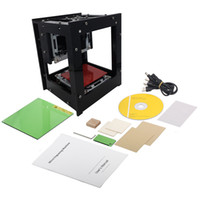 Wholesale Mini mw USB Laser Engraver Automatic Carver DIY Print Engraving Carving Machine with Protective Panel