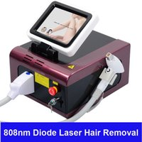 Wholesale for good hair online - Big Promotion for nm Diode Laser Hair Removal Machine hair loss nm diode lazer machine good quality
