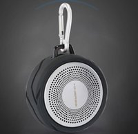 Wholesale Mp3 Bicycle Speakers - Waterproof Bluetooth Speaker Outdoor Backpack Mini Bluetooth Audio Bicycle Subwoofer Small Audio With Wireless Charger