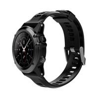ingrosso 3g sport-3G Wifi Smartwatch, H1 intelligente orologio impermeabile IP68 1.39inch GPS Wifi cardiofrequenzimetro 4GB + 512MB Sport Watch per Android