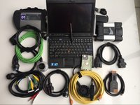 diagnostic tools for cars trucks Canada - laptop x201t with mb star sd c4 and wifi icom next for b-mw diagnostic tool work with car+truck