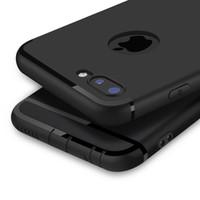 housse de gel pour iphone achat en gros de-Coque Hot Case pour iPhone x 6 xS max x 7 7 Plus / 6 6S / Plus Coque Arrière Gel TPU souple pour Apple iPhone 7