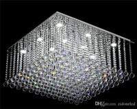 Kronleuchter Quadratisch ~ Kaufen sie im großhandel quadratischer unterputz kristall