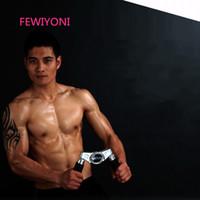 ayarlanabilir göğüs kelepçeleri toptan satış-FEWIYONI Spor Önkol Trainer Meme Arttırıcı Meme Bracers Kelepçe Pektoral Egzersizleri Ayarlanabilir Kol Trainer