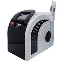 лазерная пигментация кожи оптовых-Профессиональное удаление волос лазера E-света IPL OPT SHR Elight постоянное / подмолаживание кожи / пигментация / васкулярное/машина CE / DHL удаления угорь