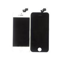 assemblage de livraison achat en gros de-100% Garantie AAA Remplacement Affichage pour iphone 5 LCD Écran Tactile Digitizer Full Assembly Livraison gratuite DHL