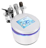 Wholesale anti aging injections - NEW Arrival V MAX hifu skin lifting anti aging 4in1 BIO microcurrent injection Oxygen spray jet peel Skin cooling cold hammer