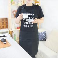 простые кухни оптовых-2017 Delantal Cocina Santu Dea Простой Дизайн Кухня Фартук Женщины Дом Кулинария Ресторан Официантка Пользовательские Печати Логотип, Ap003