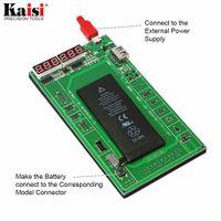 ingrosso schede di ricarica della batteria-Kaisi K9208 Professional Battery Battery Board di ricarica piastra di ricarica per iPhone 7 Plus 7 6s 6 5s 5 4s 4