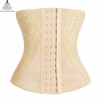 Wholesale gothic clothing wholesale - corset Belts women gothic steampunk clothing bustiers sexy lingerie clothing female weight slimming women's tight waist