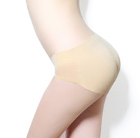 4fab37dbc99e9 Wholesale shapewear butt pad online - Hot New Women Sexy Shapewear Buttock  Padded Seamless Underwear Bum