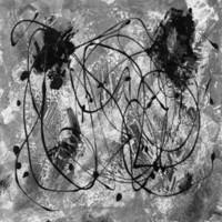 ingrosso la migliore tela di pittura di arte astratta-pittura astratta in bianco e nero moderna contemporanea su tela vera pittura a olio a mano propria vita migliore qualità migliore Sellin