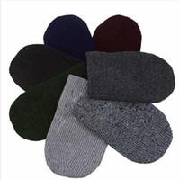 стильный beanie оптовых-2017 New Arrive Unisex Knit Baggy Beanie Oversize Head Hat Slouchy Chic Cap Skull Stylish Winter Warm Hat Cap Gift