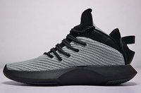 Wholesale rugby popular - Popular 2018 new Trainer Crazy 1 Primeknit Basketball Shoes,Discount cheap Gym Jogging Cleats,mens training Sneakers,Running Sport Boots