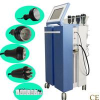 Wholesale diode laser cavitation - Most Effectice Lipolaser Diode lipo laser machine vacuum ultrasonic cavitation rf slimming equipment cellulite reduction cavitation