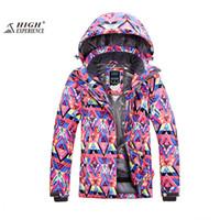 04f3f551db Clearance Ski Jacket Women Cheap Ski Jackets Snow Clothes Womens Skiing And  Snowboarding Warm Sport Coat Ladies Waterproof Warm. 36% Off
