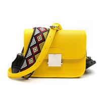 ingrosso borsa messaggero due cinghie-Borse a tracolla di cuoio dell'unità di elaborazione delle borse delle donne dei sacchetti del messaggero di modo con due sacchetti trasversali di vendita calda di alta qualità della cinghia