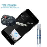 Wholesale nano tablet online - Premium Quality Nano Hi Tech Invisible Liquid Screen Protector H Hardness Fingerprint Resistant For iPhone X Temper Screen Tablets