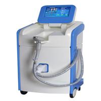 sistema de depilacion laser yag al por mayor-Clinic Salon Spa utiliza la depilación láser de depilación 808, sistema de enfriamiento láser diodo, máquina de láser diodo de pérdida de cabello 808nm
