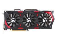 nvidia için video kartı toptan satış-MAXSUN-RX580 Jetstream 8G Grafik kartı 256bit1257-1340MHz / 8008 MHz 256bit GDDR5 PCI-E 3 * DP + HDMI + DVI PC Oyun Ekran Kartı Grafik Kartları