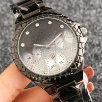 Discount without dress womens - relojes aaa Luxury brand new model full diamond watch designer womens watches black white ladies dress Bracelet Stainless Steel quartz clock