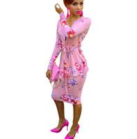 Wholesale poplin top - NewWomen's Clothing dresses fashion Sexy hollow broken hole Two Piece Dress Women's Two Piece Sets women Crew Neck T shirt tops +Short dress