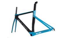 xs kohlenstoff straßenrahmen großhandel-Hohe Qualität und High End Einzigartige Carbon Road Fahrradrahmen Verfügbare Größe XXS / XS / S / M / L Carbonstraßenrahmen BB86 Fahrrad