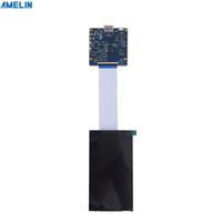 tarjeta hdmi lcd al por mayor-5,5 pulgadas 1440 * 2560 2K tft pantalla lcd HDMI a la tarjeta de controlador de interfaz MIPI del panel amelin de shenzhen