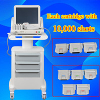 Wholesale Skin Care Product Machine - Best product skin care machine HIFU Face lifting Face portable home ultrasound Remove neck wrinkles machine with best price