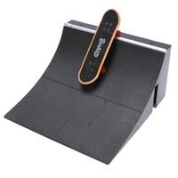 Wholesale paper tracks online - Training Games Finger Skating Board or Deck Fingerboard Toy Main Site Track Finger Skate Training Board Toys
