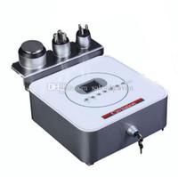 yüz zayıflama makinesi derisi toptan satış-Yüz ve Vücut Cilt Sıkma için 40KHZ Kavitasyon Tripolar RF ile 3 in 1 Ultrasonik RF Kavitasyon Zayıflama Makinesi