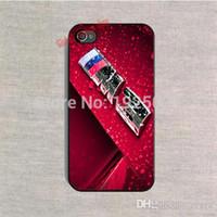 veste en plastique achat en gros de-NOUVEAU Livraison Gratuite Téléphone Mobile Pour Rouge Jacket M3 couverture de logo Boîtier en plastique pour iPhone 5 5s SE 5c 6 6s 7 8 Plus X Samsung Note 8 S9 plus couverture