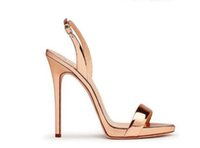f992e503b92d Hot Sale Europe Style Solid Multi-Colors Sexy Gladiator Women Sandals High  Heel Lady Pumps T-Stage Party Dress Shoes Women Plus Size 35-42