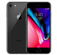 новый iphone mobile оптовых-Новый оригинальный отремонтированный Apple iPhone 8 8 plus 4.7 5.5 inch 64GB ROM 2GB RAM Hexa Core 12MP LTE мобильный телефон