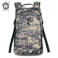 wasserdichte campingtaschen großhandel-Protector Plus Wasserdicht Taktische Rucksack Schultern Tasche Outdoor-Männer Sporttasche Angeln Jagd Camping Wandern