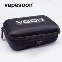 istick fälle großhandel-Vapor Tool Kit VGOD Tasche für elektronische Zigarette als iJust S Kit iStick Pico Mod Melo 3 Mini Tank Flasche etc