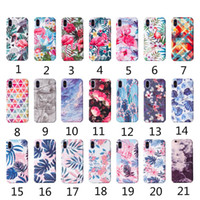 Wholesale Iphone Elements - 2018 fashion element design iPhone X 6 7 8 Plus all-inclusive protective sleeve latest best-selling products fashion mobile phone sets whole