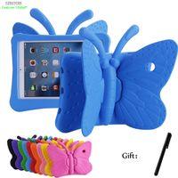 ipad luftkarikaturabdeckung großhandel-Shockproof Fall für iPad Air 1 Air 2 Pro 9.7