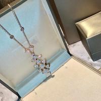 i̇talya gümüşü toptan satış-Gümüş DIVAS-DREAM küpe İtalya marka Küpe AU750 FAN şekli YÜKSEK VERSIYONU Kadınlar düğün KOLYE Lüks Charm Sevgililer takı
