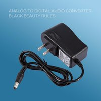 Wholesale optical digital audio input for sale - Group buy Analog to Digital Audio Connector L R to Digital SPDIF Coaxial RCA and Optical Toslink R L Input to Coaxial and Toslink Outputs